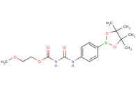 4-(3-((2-Methoxyethoxy)carbonyl)ureido)phenylboronic acid pinacol ester