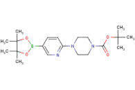 tert-butyl 4-[5-(tetramethyl-1,3,2-dioxaborolan-2-yl)pyridin-2-yl]piperazine-1-carboxylate