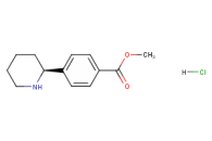 (S)-methyl 4-(piperidin-2-yl)benzoate hydrochloride