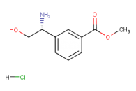 methyl 3-((1R)-1-amino-2-hydroxyethyl)benzoate hydrochloride
