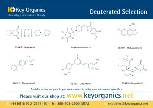 Deuterated Selection