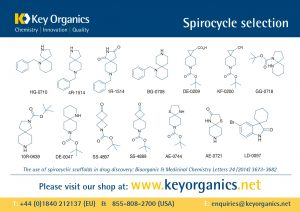 Spirocycle Selection